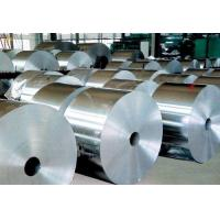 Wholesale 0.18-0.24mm Thickness Lacquer Coated Aluminium Foil For 0.17mm X 94mm PP Caps from china suppliers