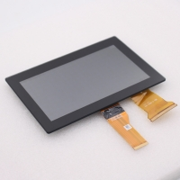 Wholesale LVDS 500nits LCD Capacitive Touch Panel 1024x600 7 Inch from china suppliers