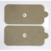 Wholesale Self-adhesive Reusable TENS Pads , Transcutaneous Electrical Nerve Stimulator For Pain Massage from china suppliers