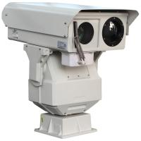 China 6KM Fire Detect IR Long Range Security Camera , Forest Alarm Outdoor Security Cameras on sale