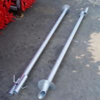 Buy cheap 2000mm Galvanized Grounding And Earthing Products Ground Anchor Pipe from wholesalers