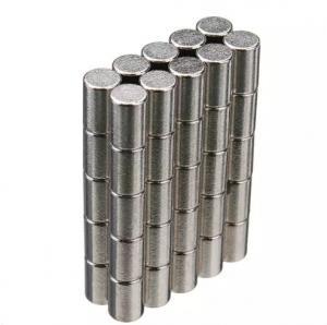 Wholesale Neodymium Magnets Cylinder shape Permanent Neodymium Magnets By Strong Neodymium Iron Boron from china suppliers