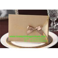 Wholesale Pretty Wedding Card from china suppliers