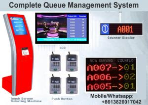 Wholesale Advanced Multi Services Intelligent Appointment Bank Queue System from china suppliers