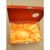 Wholesale Wooden brandy boxes, painted wood box for sprits from china suppliers
