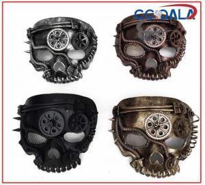 Steampunk Mask  4 colors asst 20151710