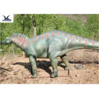 Wholesale Customizable Realistic Dinosaur Statues For Water Park / Science Center / Museum Exhibits from china suppliers