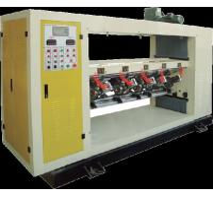 Wholesale corrugated carton machine thin blade slitter& scorer lifting type from china suppliers