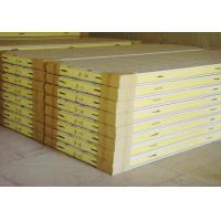 Pu sandwich panel for Insulation Projects PU sandwich boards for Prefab houses
