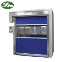 Fully Automatic Cleanroom Air Shower