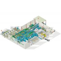 Buy cheap Material Recycling Factory (MRF),waste recycling system,waste recycling machine from wholesalers