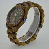 Wholesale Women / Mens Classic Watches With Japanese Movement , 12 Months Guarantee from china suppliers