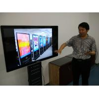 Wholesale HD 55 Inch LCD Wireless Projection Screen For Commercial Display / School Education from china suppliers