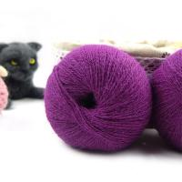 Wholesale Extremely luxurious softly combed off of the Angora hairy yarn from china suppliers