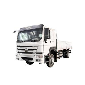 Wholesale Sinotruk HOWO heavy duty Light duty 4x2 Cargo Truck 290HP Box Truck Lorry Van Goods from china suppliers