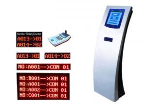 Wholesale CE Indoor English Arabic Touch Screen Ticket Machine from china suppliers