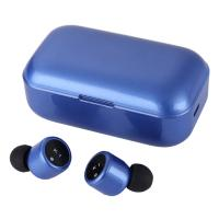 Wholesale Mini Dual V5.0 Wireless Earphone Blue tooth Earphones 3D Stereo Sound Earbuds with Dual Microphone and Charging box from china suppliers