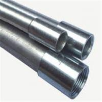 Wholesale Schedule 40 Galvanized Steel Pipe Screw Threaded from china suppliers
