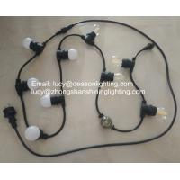 Wholesale festoon lighting cable E27 from china suppliers