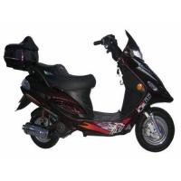 Dual Fuel Scooter (CNG&Gasoline) CNG-HQ125T-2