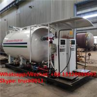 Wholesale skid lpg gas refilling station from skid lpg gas