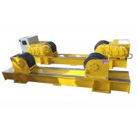 Wholesale Auto Adjust Pipe Welding Equipment Conventional Rotator Pipe Turning Rolls from china suppliers