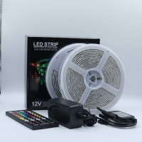 Buy cheap IP65 Waterproof RGB Led Strips Light Music Sync from wholesalers