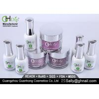 Wholesale Professional Acrylic Glitter Nail Dip Powder 2 Oz Manicure Forever Shine from china suppliers