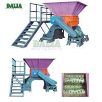Wholesale 11 - 37KW Power Scrap Metal Shredder Over Load Protection With Strong Crushing Capacity from china suppliers