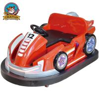 Wholesale Fairground Indoor Bumper Cars / Amusement Park Physics Bumper Cars  from china suppliers