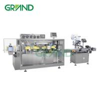 Wholesale GGS -118 P5 Car Perfume Plastic Ampoule Filling And Sealing Machine Fully Automatic from china suppliers