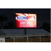 Buy cheap Wider Viewing Angle Led Video Wall Rental Outdoor SMD3535 P6 For Show / Events from wholesalers