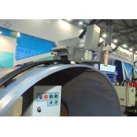 Pulsed GMAW Torch Orbital Welding Equipment For Long Distance Pipeline