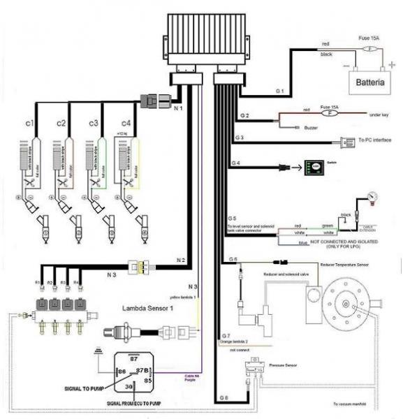 buick skylark ecu wiring diagram