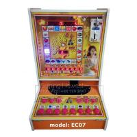 Wholesale EC07 Make Money For You Africa Zambia Congo Like Buy Coin Operated Mario Fruit Games Gambling Jackpot Bonus Slot Machine from china suppliers
