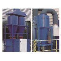 China Plasma Cutting Fume Cyclone Dust Collection Systems, Cyclone Dust Separator Collector on sale
