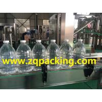 Wholesale tribloc filling machine,,5 L, 10L bottle rinser/filler/capper for Purified Water ,Drinking from china suppliers