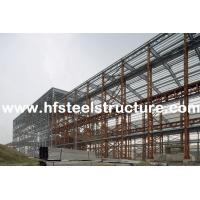 Wholesale Custom Structural Industrial Steel Buildings For Workshop, Warehouse And Storage from china suppliers