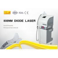 Wholesale Pulse Mode Permanent Hair Removal Laser Machine , 808nm Painless Hair Removal Machine from china suppliers