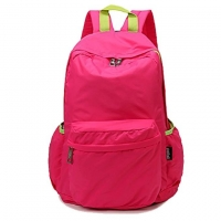 Wholesale Unisex Nylon Outdoor Sports Backpack With Metal Zipper from china suppliers