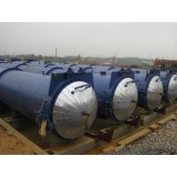 Large Scale Steam Brick / AAC Concrete Autoclave Φ2.68 × 31m / Pressure Vessel Autoclave