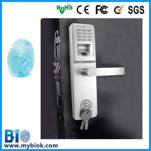 Wholesale Keypad Biometric Fingerprint Door Lock Bio-LA801 from china suppliers