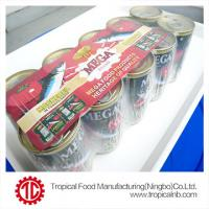 50X155g mackerel in tomato sauce