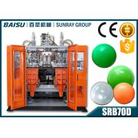 Wholesale 30.5KW HDPE Blow Moulding Machine LDPE Plastic Sea Ball Extrusion Blow Moulding Machine from china suppliers