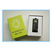 Wholesale 4.0 Android USB PC, Mini PC MK 802, Wireless 802.11b/g, 4GB,Support TF Card (max 32GB) from china suppliers