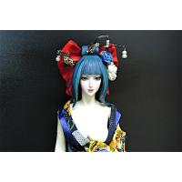 Wholesale Ancient Style Japanese Anime Figures Real Clothes For Collection 35*6*4cm from china suppliers