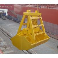 Wholesale 28T Heavy Duty 15m³  Wireless Remote Control Grab for Bulk Cargo Loading from china suppliers