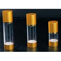 Wholesale Cylinder 30ml, 50ml PP Airless Cosmetic Bottle for Cosmetic Packaging AM-ACP from china suppliers