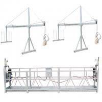Wholesale Hot Galvanised Roof Suspended Platform from china suppliers