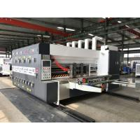 Wholesale High Quality Automatic 4 Color Flexo Printer Slotter Machine For Corrugated Box, China YIKE Carton Machine from china suppliers